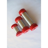 "41/2"" Cotton Reel/Keel Aluminium Centred Roller"